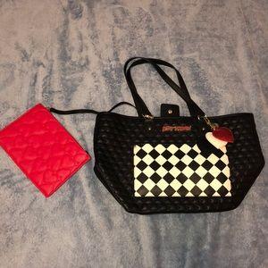 Limited edition Betsy Johnson purse
